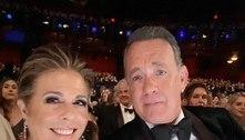 Mulher de Tom Hanks não tem mais anticorpos para a covid-19