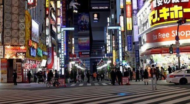 Número de casos sobe em Tóquio e Japão entra em estado de emergência