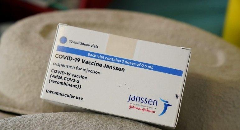 A vacina da Johnson's é uma das que utilizam o adenovírus