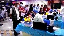 Vacinação dispara na China, com meio bilhão de doses em 1 mês
