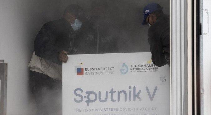 Governo venezuelano está aplicando a vacina russa Sputnik V