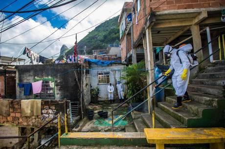 8.412 pessoas já morreram por coronavírus no estado