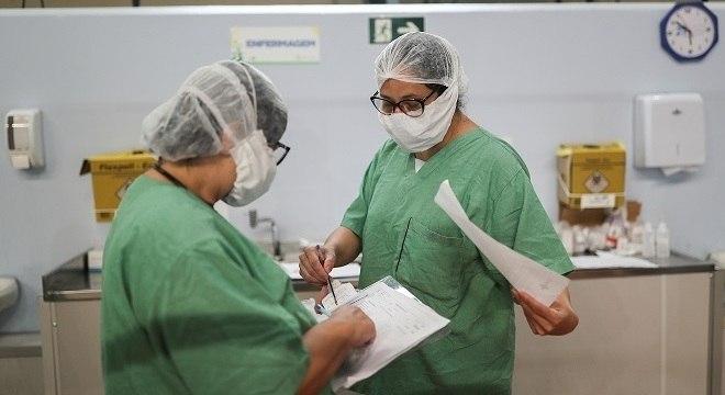 Profissionais terão até três viagens por dia para centros de saúde em São Paulo