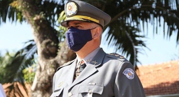 Coronel Alecksander Lacerda foi afastado das funções na Polícia Militar de SP