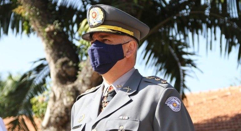 Coronel Lacerda é afastado da PM de SP após manifestação política em redes sociais