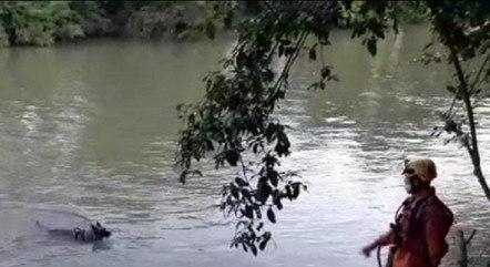Corpo da criança foi encontrado em rio