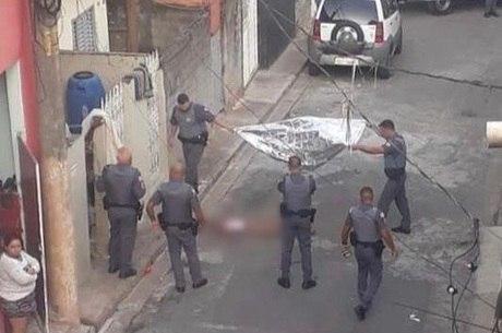 Corpo de mulher é encontrado na rua