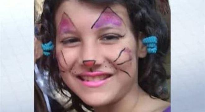Corpo de Raíssa foi encontrado pendurado em uma árvore com sinais de violência