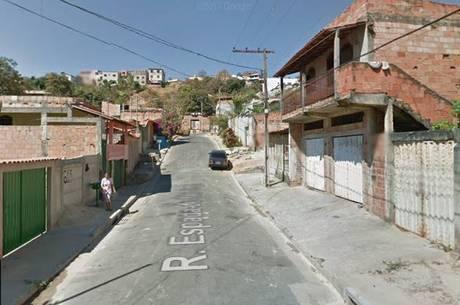 Caso aconteceu na rua Espada de São Jorge, em Betim