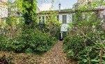 A descoberta foi feita por trabalhadores responsáveis pela reforma da residência, em Paris