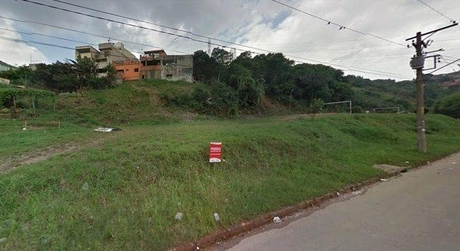 Lucas da Silva Pimenta foi encontrado em terreno, em São Bernardo do Campo