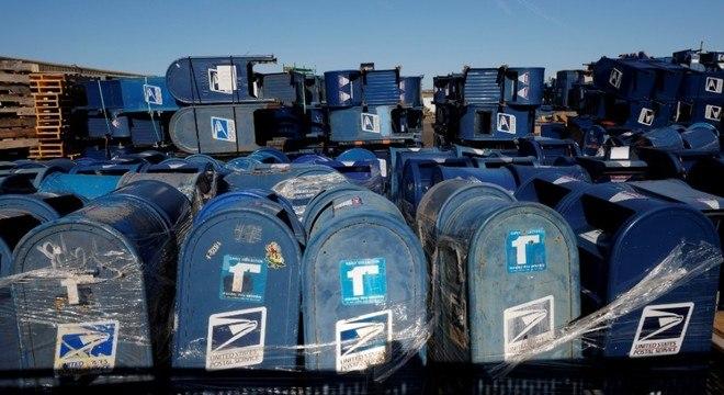 Plano previa a retirada de milhares de caixas de correio pelo país