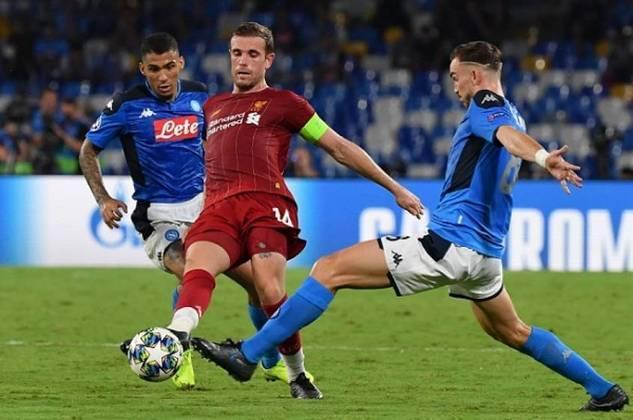 Correm por fora - Henderson (Liverpool) - 40 jogos, 4 gols e 5 assistências - Campeonato Inglês e Mundial de Clubes