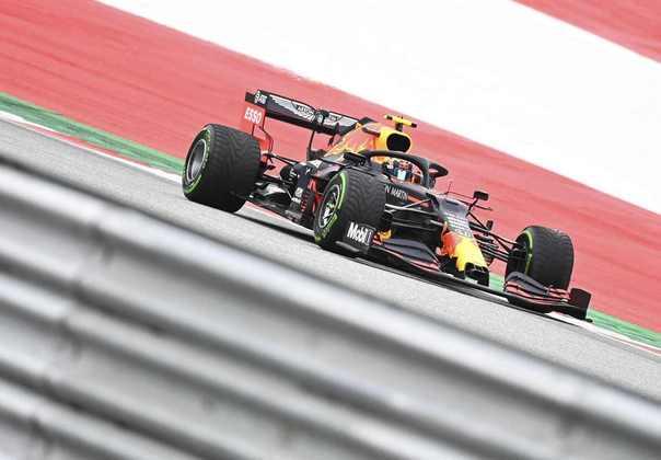 Correndo em casa, a Red Bull espera conseguir um bom resultado no fim de semana