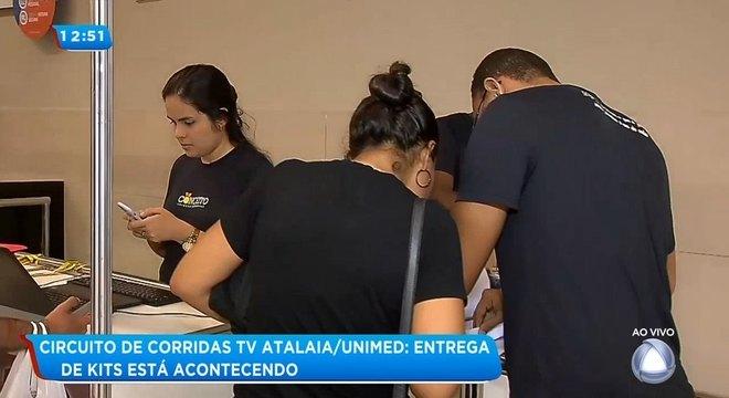 Corrida TV Atalaia Unimed: entrega de kit da 2ª etapa do circuito nesta sexta, 27