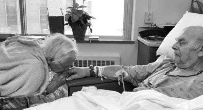 Após viverem 68 anos juntos, Corrine e Bob faleceram com 33 horas e diferença