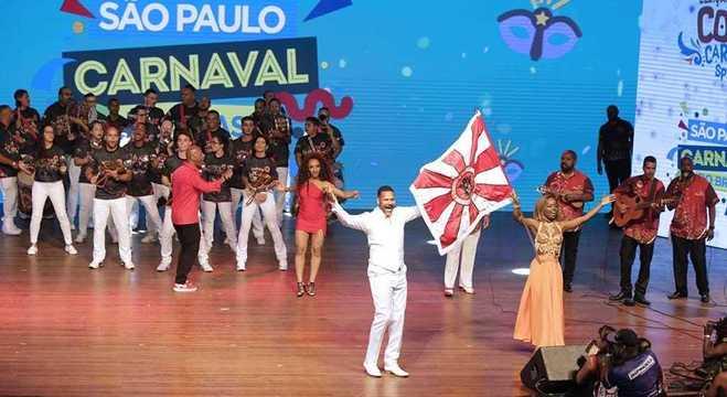 Premiação contou com show da Dragões da Real