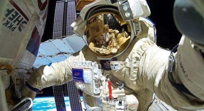 Rússia irá vacinar equipe que atua na preparação de cosmonautas