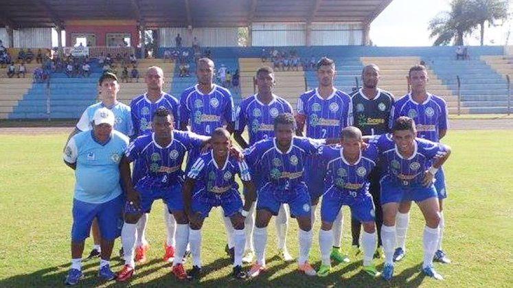 Costa Rica: 3 vitórias e 1 empate em quatro jogos válidos pelo Campeonato Sul-matogrossense