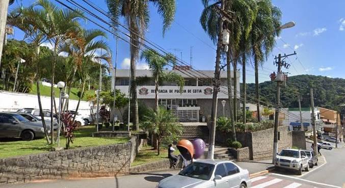 Caso foi registrado na Delegacia Central de Cotia