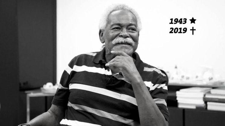 Coutinho - Grande parceiro de Pelé no Santos nas décadas de 50 e 60, Coutinho morreu aos 75 anos, no dia 11 de março de 2019.
