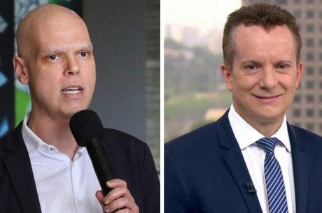 Covas e Russomanno lideram disputa eleitoral