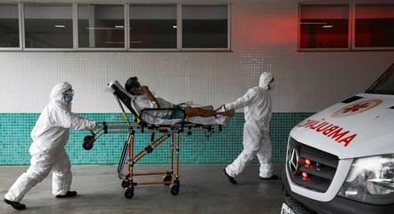 Com mais de 90% das UTIs ocupadas, capitais enfrentam colapso na saúde