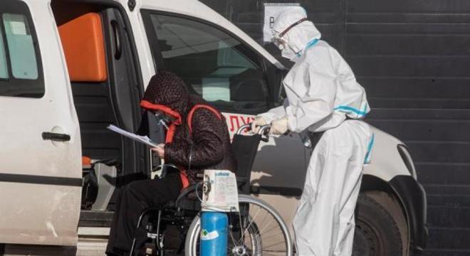 Rússia registrou nesta sexta-feira (6) mais 20.582 novos casos da doença
