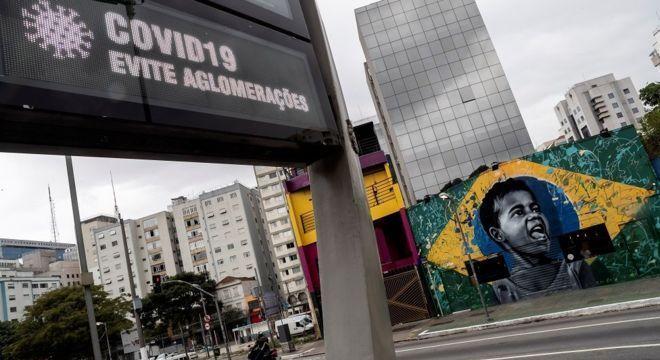 O Estado de São Paulo entra em quarentena a partir dessa terça-feira, 24 de março