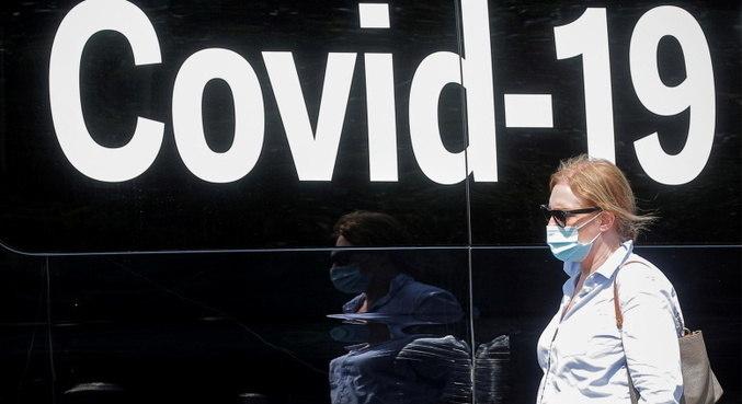 Variante Delta aumentou casos em países com vacinação adiantada