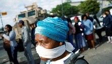 Outra mutação do coronavírus é descoberta na África do Sul