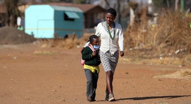África do Sul é o país do continente com maior número de casos de covid-19