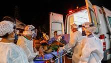 Brasil atinge 230 mil mortes por covid; casos somam 9,44 milhões