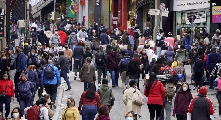 São Paulo anunciou flexibilização de boa parte das medidas hoje em vigor