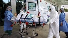 Brasil tem 207 mil mortes por covid e 8,32 milhões de casos