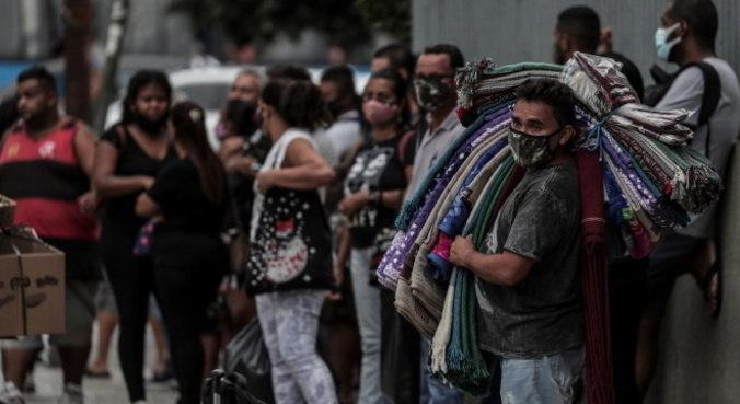 Expectativa de vida de brasileiro regride a índices de 2013