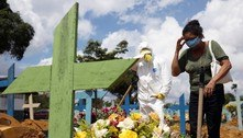 Covid: Brasil registra 3.769 mortes e 91.097 novos casos em 24 horas