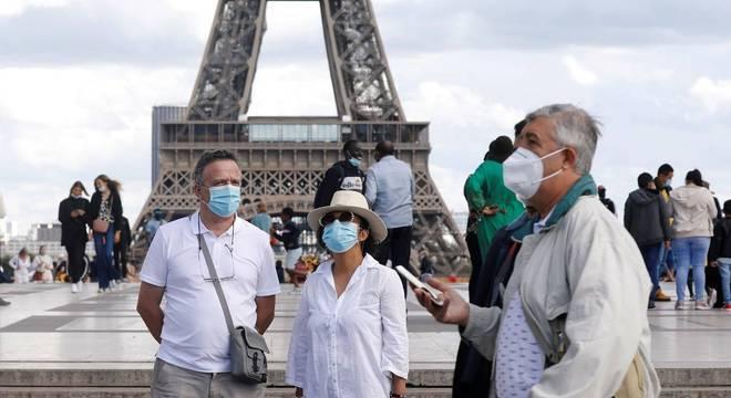 França registrou quase 17.000 novos casos nas últimas 24 horas