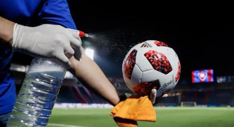 Copa América será realizada sem a presença do público nos estádios colombianos