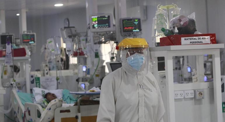 Taxa de letalidade do coronavírus no Brasil é de 2,8%