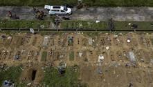 Marca de 300 mil mortos revela fracasso do Brasil na pandemia