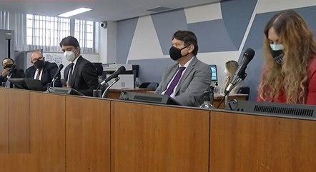 Comissão definiu presidência e relatoria
