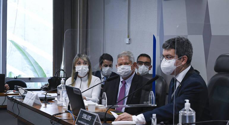 Sócio da VTCLog confirmou assinatura de contratos sem licitação