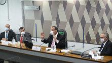 CPI da Covid quer apresentar relatório final em setembro