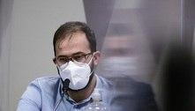 Servidor da Saúde relata à CPI pressão por compra da Covaxin