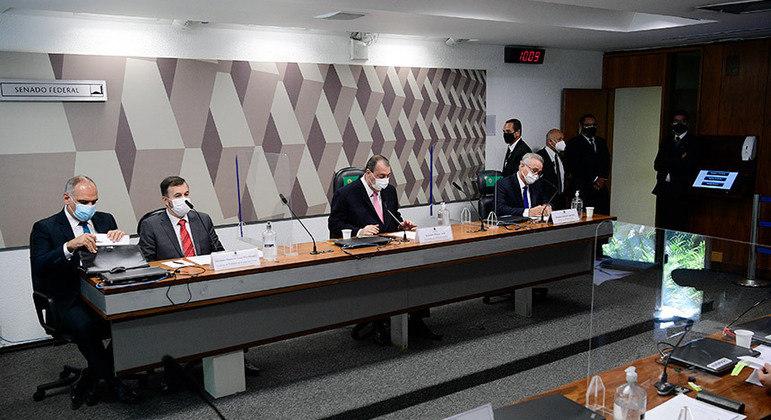 Alexandre Marques foi convocado pela CPI da Covid no Senado