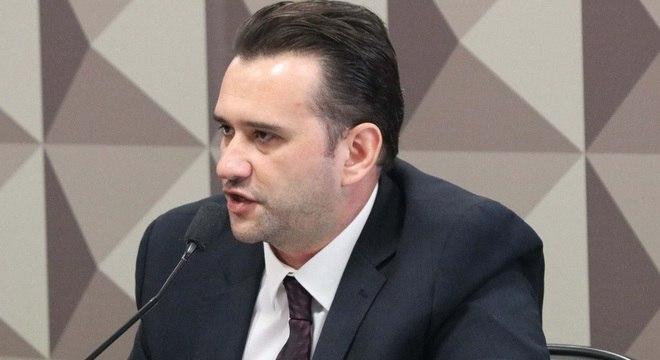 Lindolfo Antônio Alves Neto, sócio-propietário da empresa Yacows