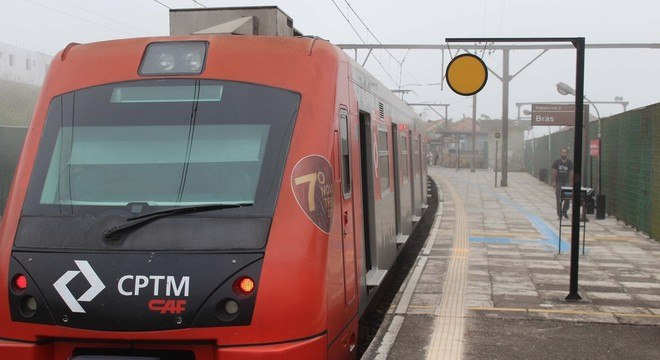 Linha liga a estação Brás a Calmon Viana