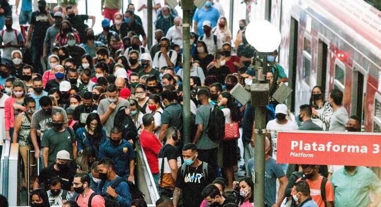 País continua a registrar aumento da média móvel de óbitos