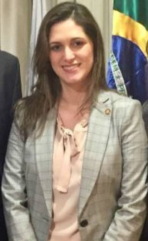 Cristiane Britto é a nova Secretária Nacional de Mulheres